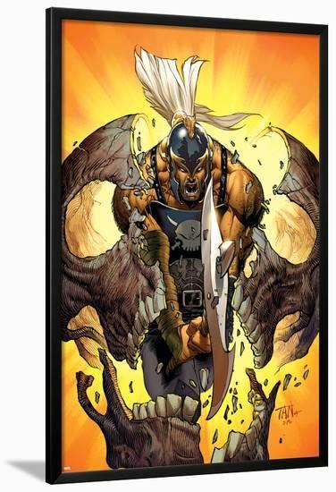 Dark Avengers: Ares No.2 Cover: Ares-Billy Tan-Lamina Framed Poster