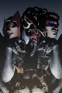 Dark Avengers No. 181: Cage, Luke, Skaar