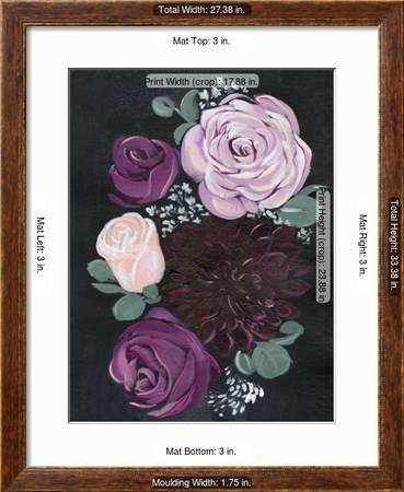 35 best images about tuscan flower arrangements on.htm dark   dreamy floral ii art print by jennifer paxton parker art com  dark   dreamy floral ii art print by