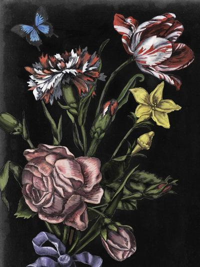 Dark Floral IV-Naomi McCavitt-Art Print