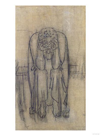 Dark Genius, 1891/92-Cecil Aldin-Giclee Print