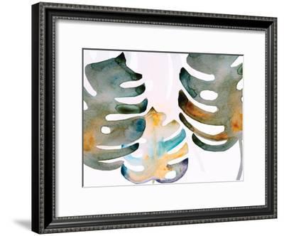 Dark Monsteral 2-Boho Hue Studio-Framed Art Print