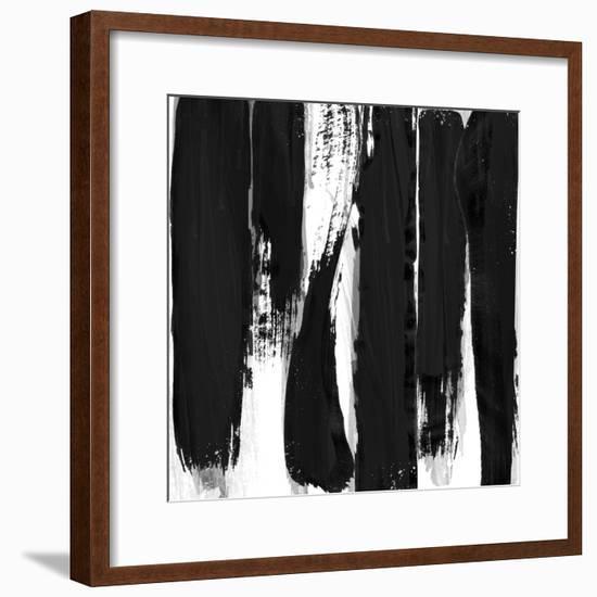 Darkenss Reigns 1-Cynthia Alvarez-Framed Art Print