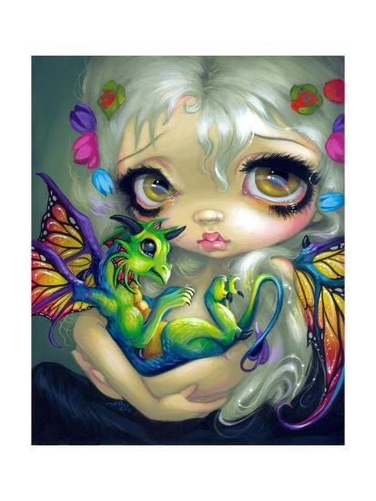 Darling Dragonling IVBy Jasmine Becket-Griffith