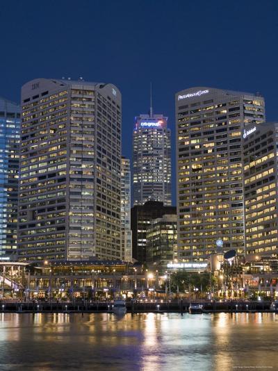 Darling Harbour, Sydney, New South Wales, Australia-Sergio Pitamitz-Photographic Print