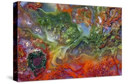 Agate in Colorful Design, Sammamish, WA