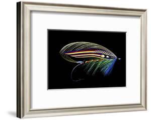 Atlantic Salmon Fly designs 'Clabby' by Darrell Gulin
