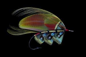 Atlantic Salmon Fly designs by Darrell Gulin