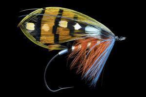 Atlantic Salmon Fly designs by Darrell Gulin