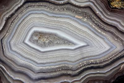 Banded Agate, Sammamish, Washington