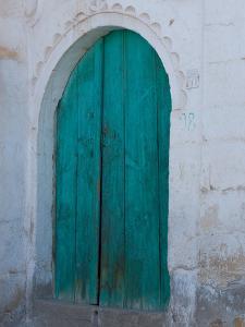 Doorway in Small Village, Cappadoccia, Turkey by Darrell Gulin