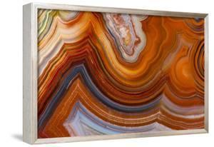 Fortifications Crazy Lace Agate by Darrell Gulin