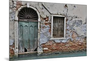 Green Doorway, Venice, Italy by Darrell Gulin