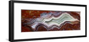 Mexican Crazy Lace Agate by Darrell Gulin