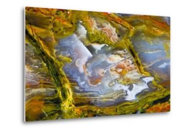 Rainbow Ridge Picture Agate