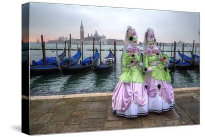 Venice at Carnival Time, Italy