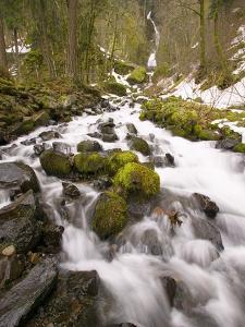 Waterfall by Darrell Gulin