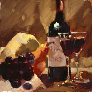 Port and Pear by Darrell Hill