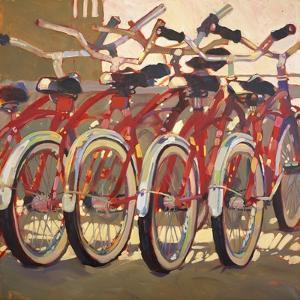 Retro Bikes by Darrell Hill