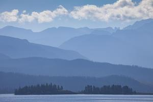 Layers of Blue by Darren White Photography