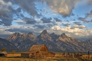 Rustic Wyoming by Darren White Photography