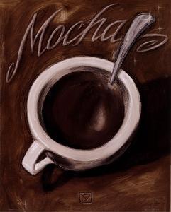 Mocha by Darrin Hoover
