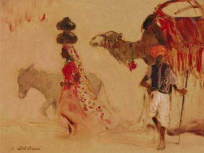 Darwar-Isabelle Del Piano-Art Print