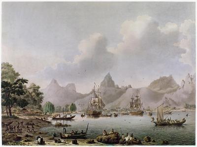 Darwin: HMS Beagle--Giclee Print
