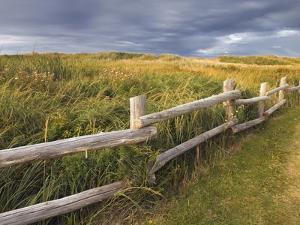 Cavendish Beach - Prince Edward Island National Park - Prince Edward Island, Canada. by Darwin Wiggett