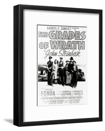 "Daryl F. Zanuck's Producion of ""The Grapes of Wrath"" by John Steinbck"