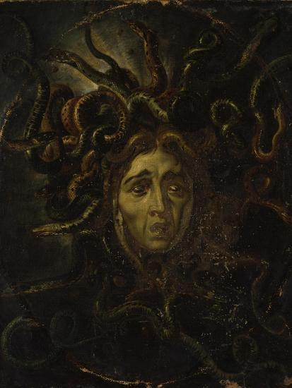 Das Haupt Der Medusa-Peter Paul Rubens-Giclee Print