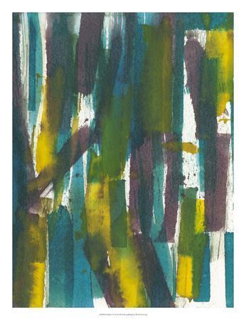 Dashes I-Jodi Fuchs-Art Print