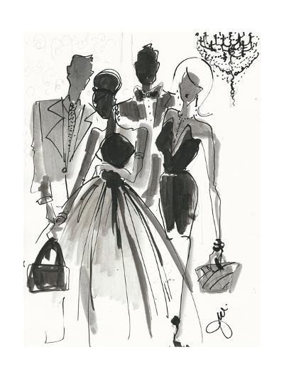 Date Night1-Jodi Pedri-Art Print