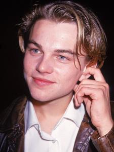 Actor Leonardo Dicaprio by Dave Allocca