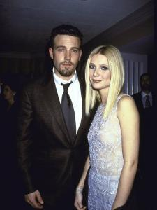 "Actors Ben Affleck and Gwyneth Paltrow at Film Premiere of their ""Shakespeare in Love"" by Dave Allocca"