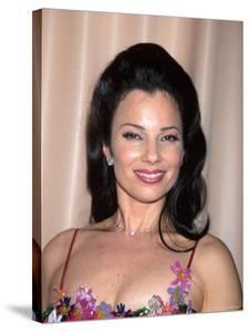 Actress Fran Drescher by Dave Allocca