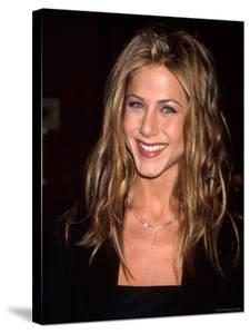 Actress Jennifer Aniston by Dave Allocca