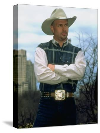 Country Singer Garth Brooks