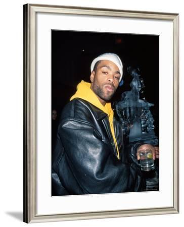 "Rapper Method Man at His ""Chyna Doll"" CD Release Party"