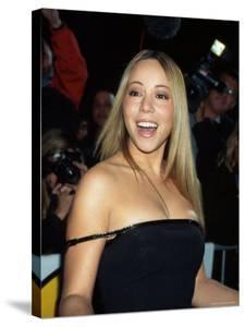 Singer Mariah Carey at Vh1 Fashion Awards by Dave Allocca