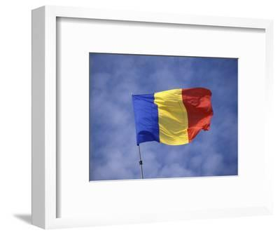 Romanian National Flag, Romania