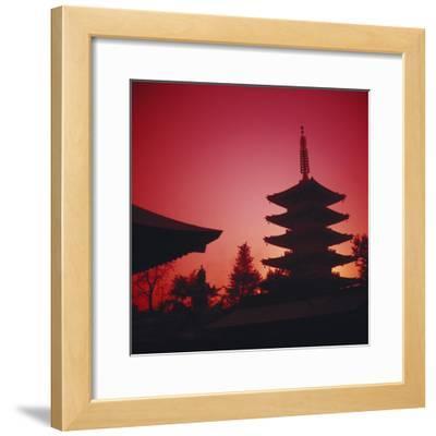 Tokyo, AsakUSA, Asakusa Kannon Temple and Pagoda