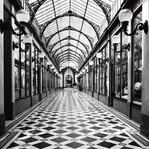 Passage des Princes, Paris by Dave Butcher