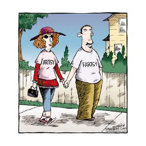 Speed Bump™ - Artsy. Fartsy. by Dave Coverly