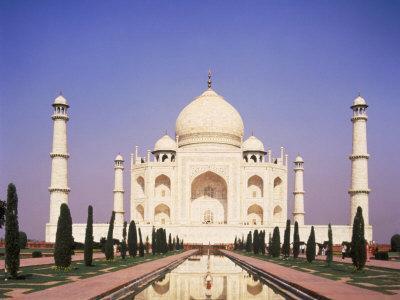 Uttar Pradesh, Agra Taj Mahal, India