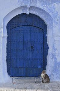 Blue Door by Dave Stamboulis Travel Photography