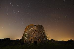 Nuraghe Ruiu, One of Hundreds of Ancient Structures Dotting the Inland Farmland of Sardinia by Dave Yoder