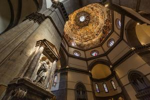 The Last Judgment Scenes on the Inner Dome are Among the Largest Paintings on Earth by Dave Yoder