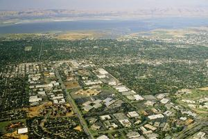 Aerial View of Silicon Valley by David