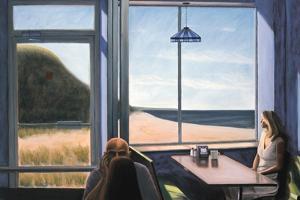 Waiting, 2002 by David Arsenault